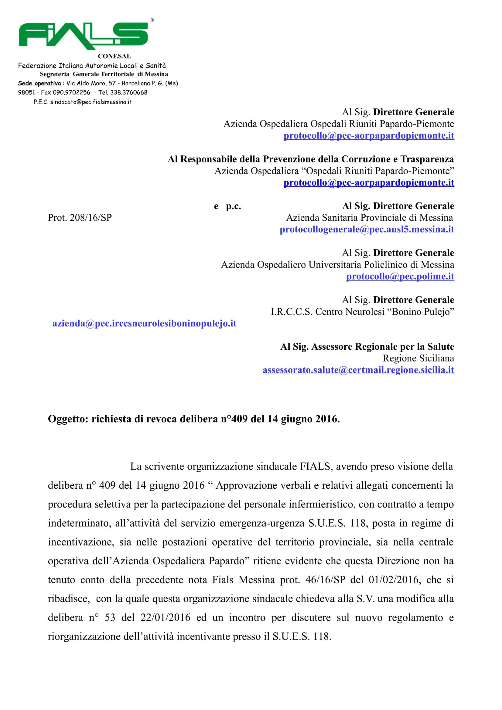 prot-208-del-28-giugno-2016-richiesta-di-revoca-delibera-n409-del-14-giugno-2016-copia-1