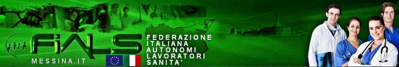 SANITA' Messina – FIALS