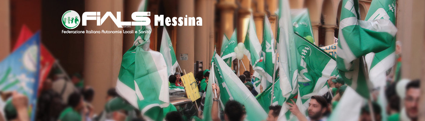 SANITA' Messina – FIALS